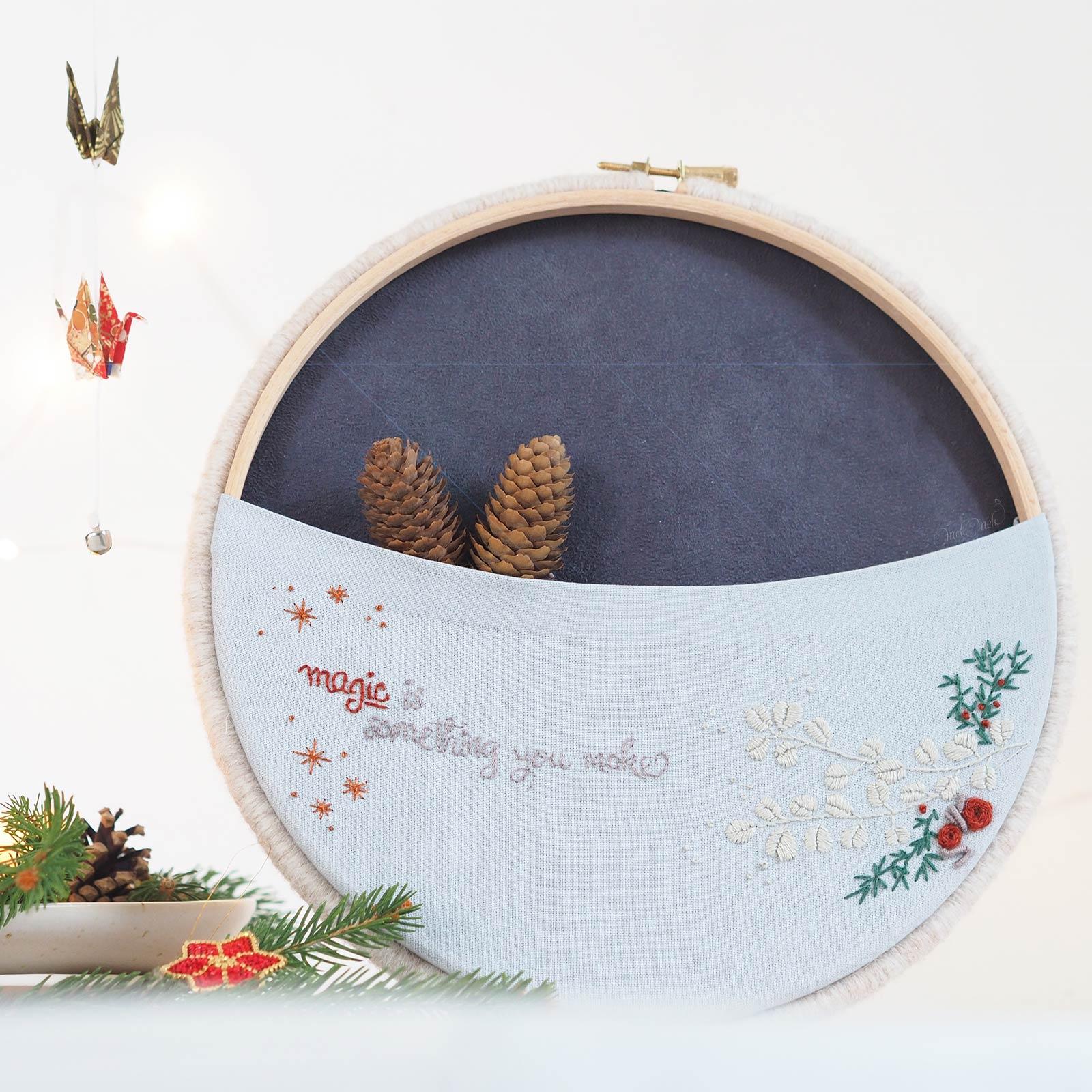 pochette-tambour-broderie-deco-murale-happymail-snailmailavecmeli-laboutiquedemelimelo