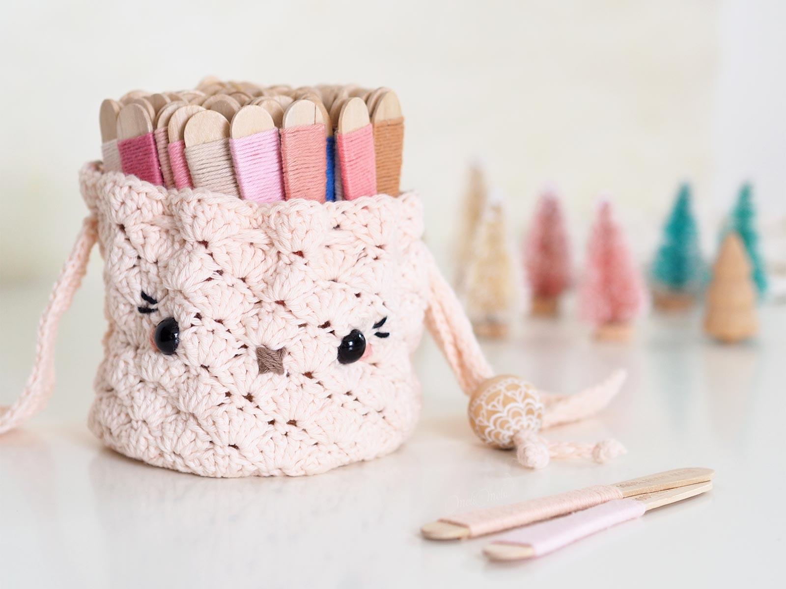 pochon-lapine-crochet-coton-ricorumi-laboutiquedemelimelo