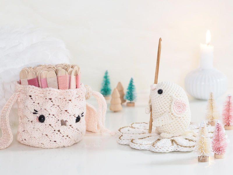 pochon-lapine-crochet-nuancier-coton-ricorumi-amigurumi-souris-laboutiquedemelimelo