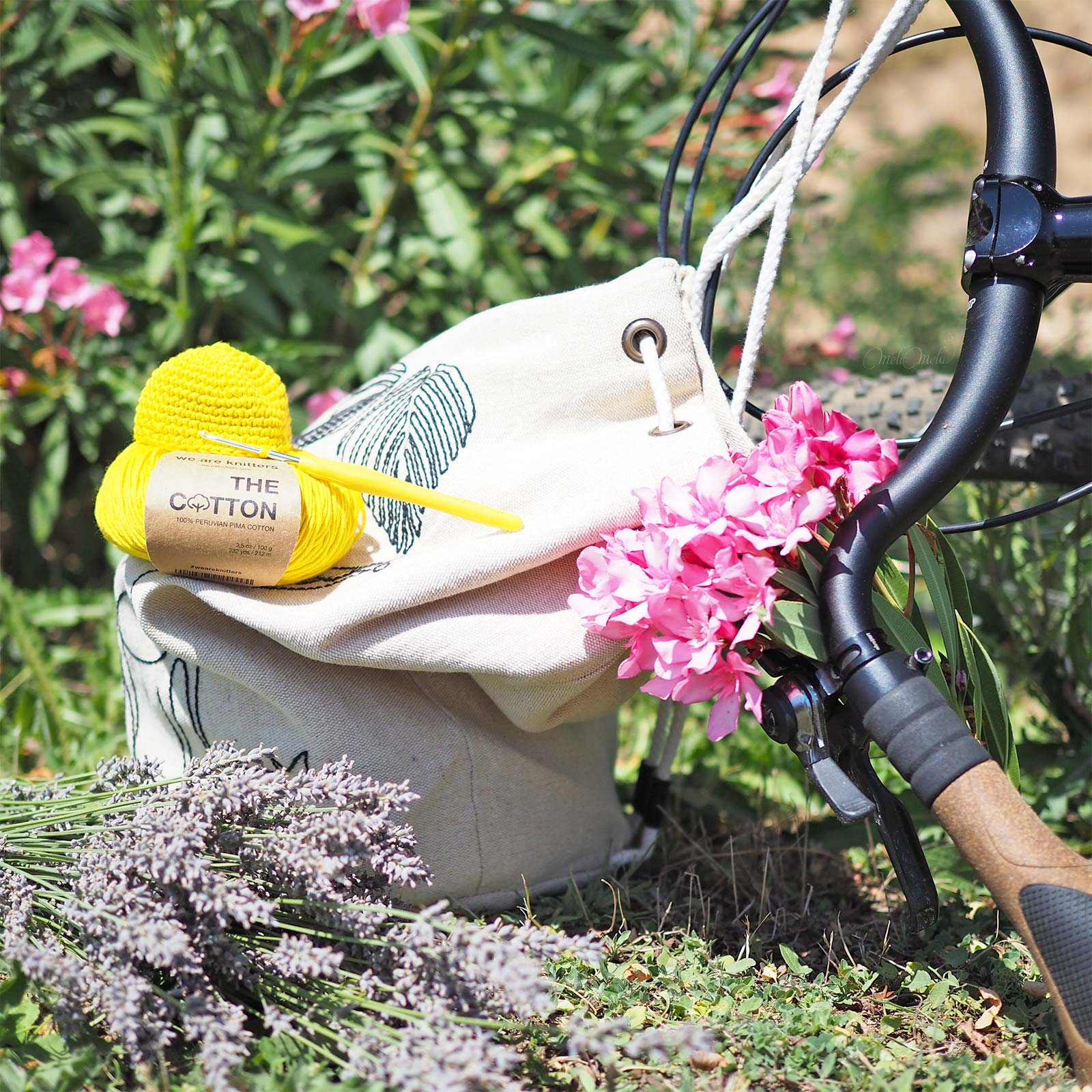 summermood-bike-flowers-coton-pima-yellow-the-cotton-wool-weareknitters-laboutiquedemelimelo