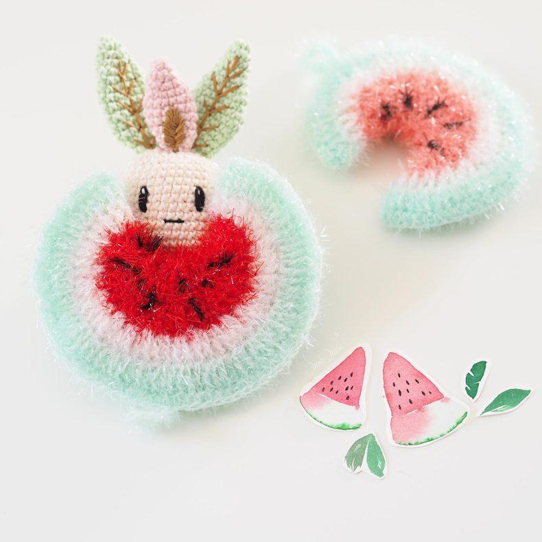 tawashi-watermelon-pasteque-sandia-crochet-DIY-scrubber-eponge-mandragore-laboutiquedemelimelo