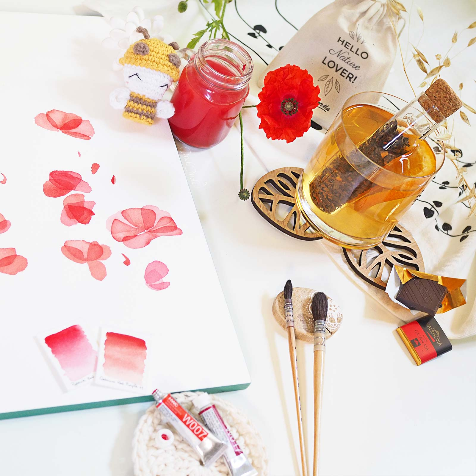teatime-melimelothe-aquarelle-coquelicot-the-froid-greenma-france-laboutiquedemelimelo