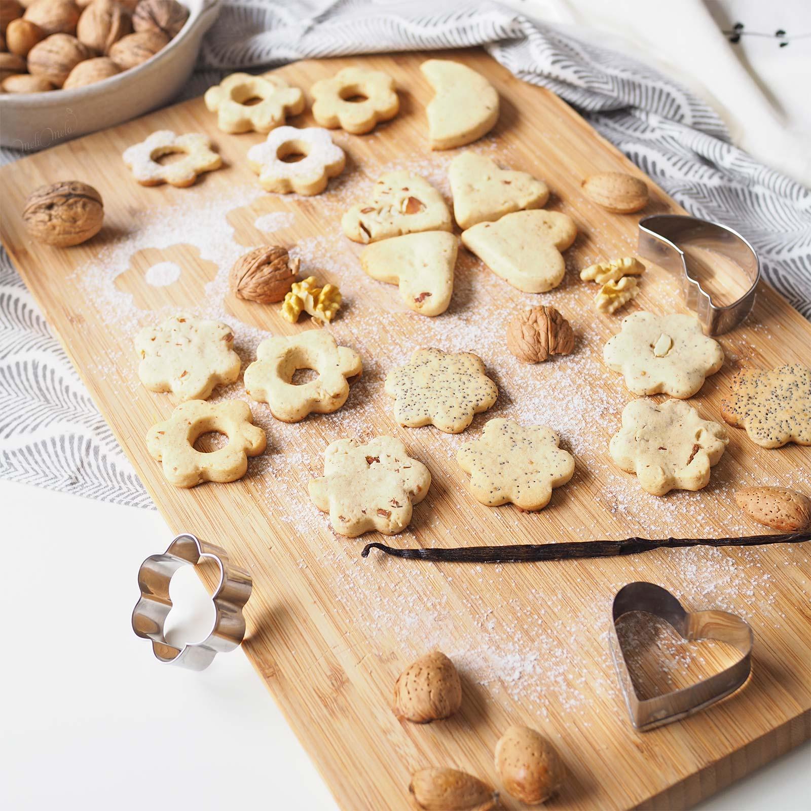 mélimélothé teatime sablés noix amande vanille recette julieetsesfolies Boutique MeliMelo