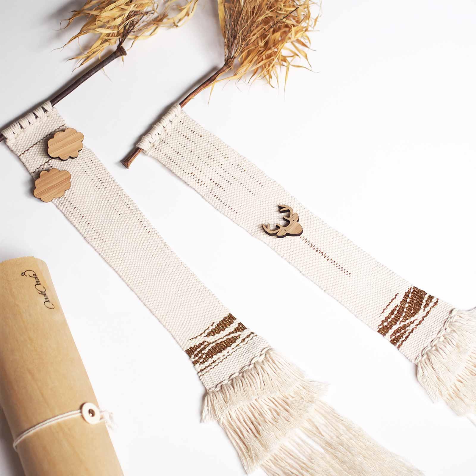 tissage coton Pluie d'or écrin laboutiquedemelimelo