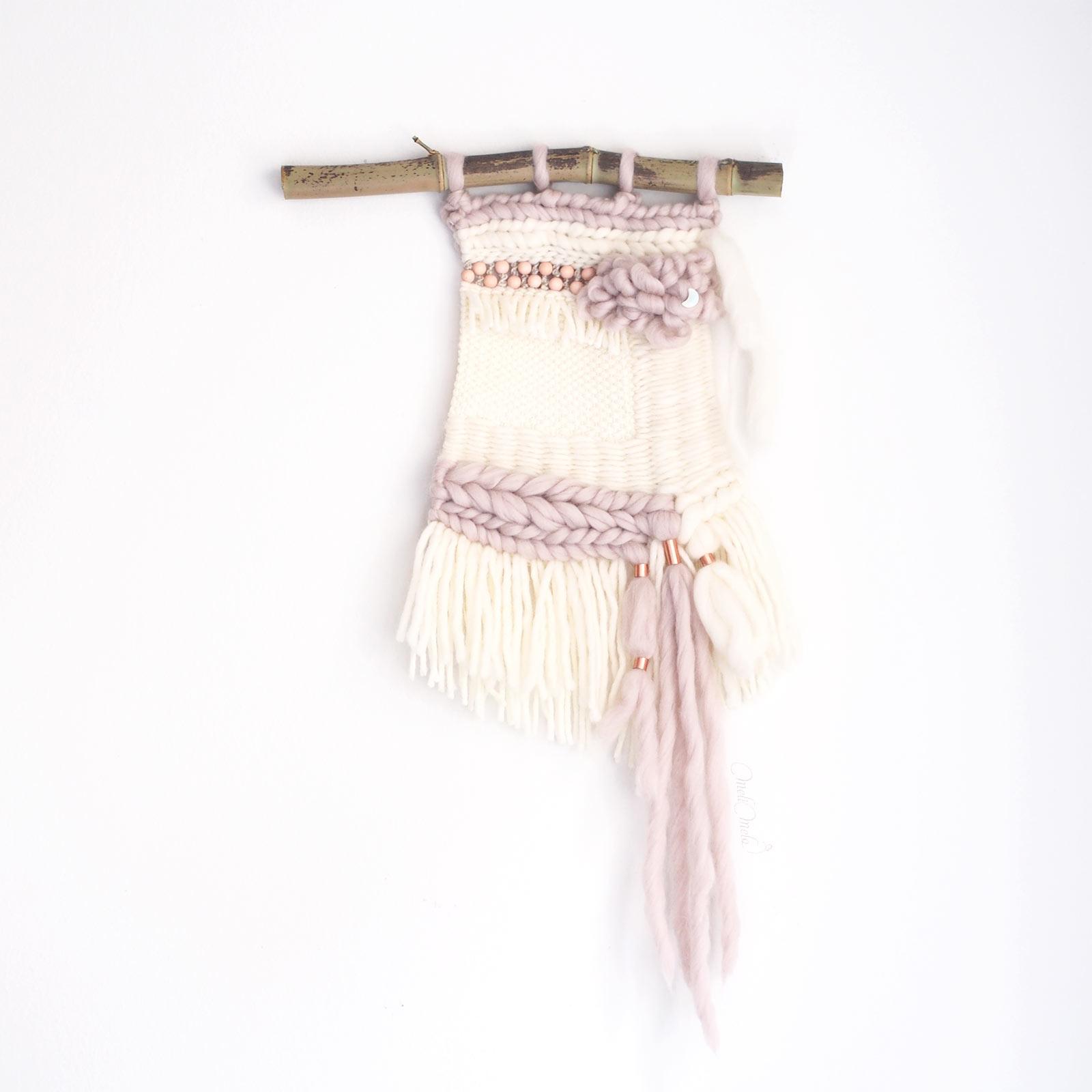 tissage laine cuivre perle lune weareknitters wool laboutiquedemelimelo