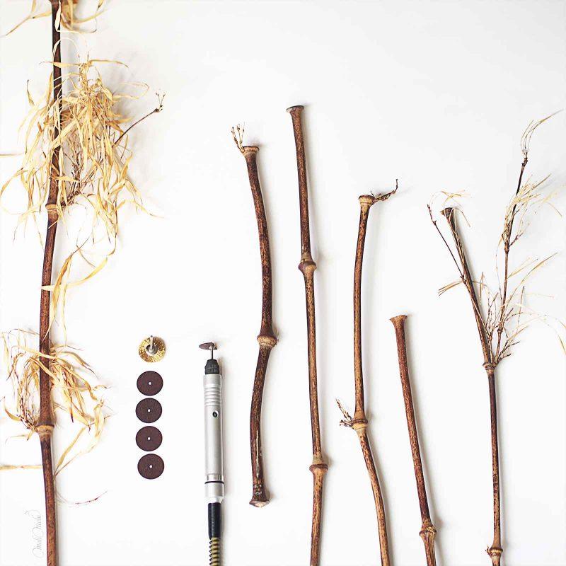 découpe précison support bambou laboutiquedemelimelo