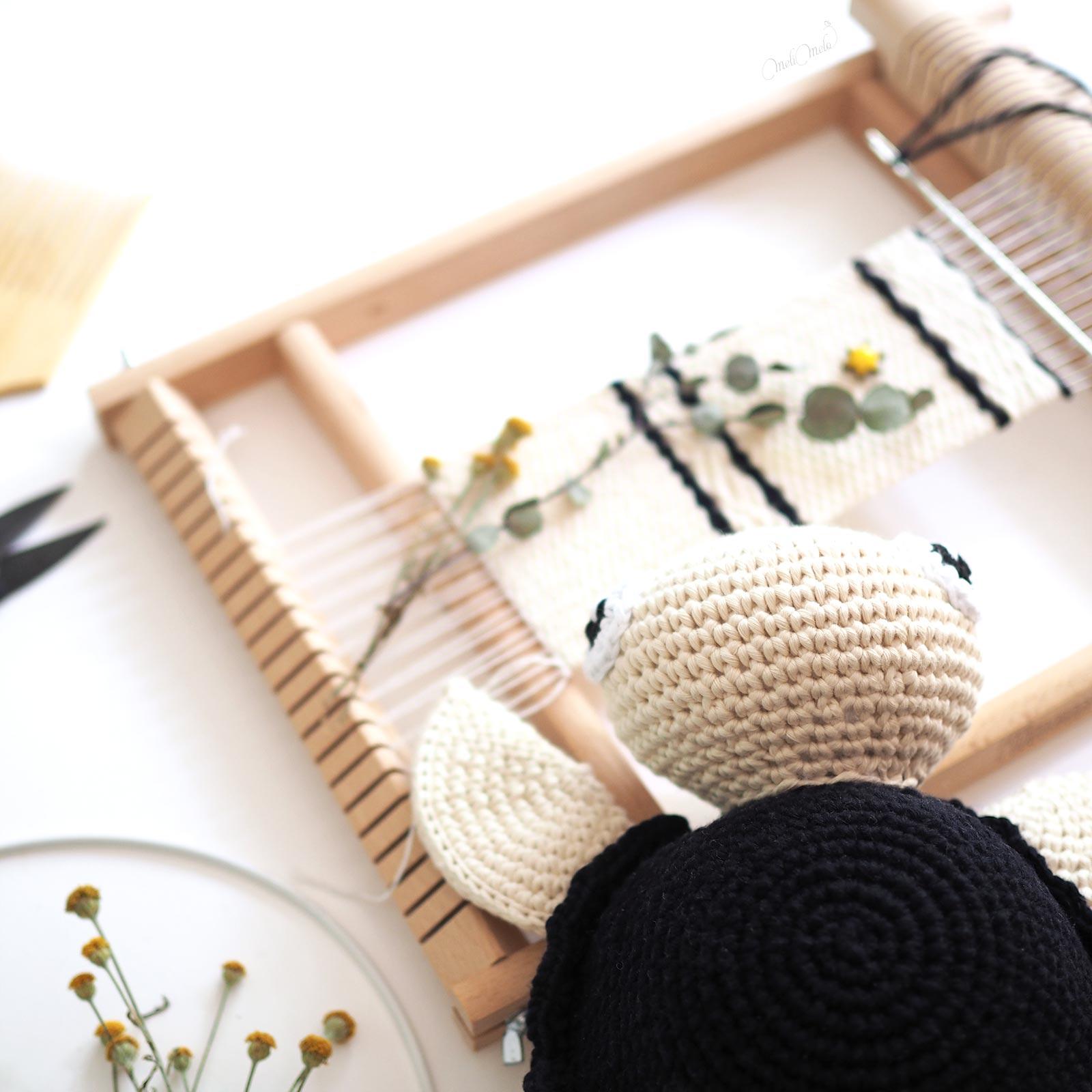 tortue crochet amigurumis wip tissage laboutiquedemelimelo