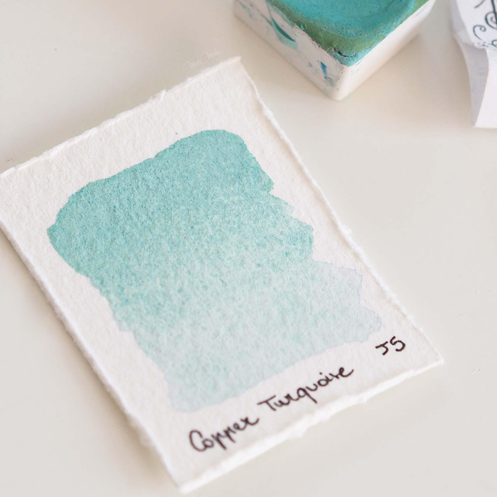 watercolor-jazper-stardust-aquarelle-copper-turquoise-laboutiquedemelimelo